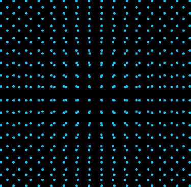 Blue Circles 1